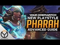 Overwatch: A New Pharah Playstyle - Advanced Guide