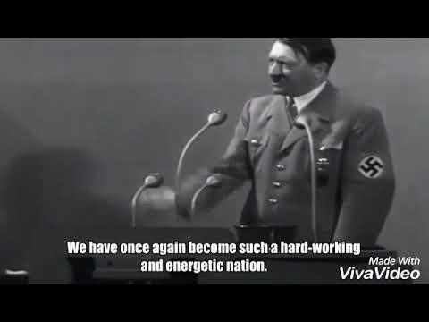 ama kafamız nasıl güzel-Hitler versiyon(english subtitle)