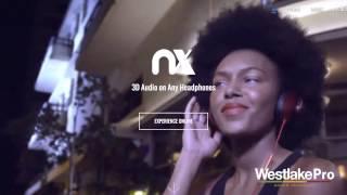 Waves NX - 3D Audio on Any Headphones | Westlake Pro