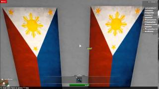 Roblox RPBA! Philippines Opening Ceremony!