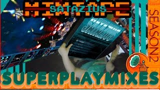 If Indie Games Joined With Record Labels 🎧 S2E1 SATAZIUS Superplay Mix ☆One Life Clear☆ ♬Remix OST♬