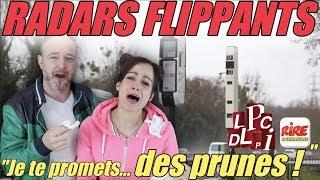 La P'tite Chanson De La P'tite Info : LES RADARS TOURELLES