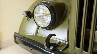 Идеальное состояние - ШИКАРНЫЙ  ГАЗ-69 1967 г. пробег  43 км