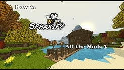 How to get Sphax for All the Mods 3