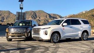 Hyundai Palisade i Kia Telluride – krótki test PL WCOTY Pertyn Ględzi