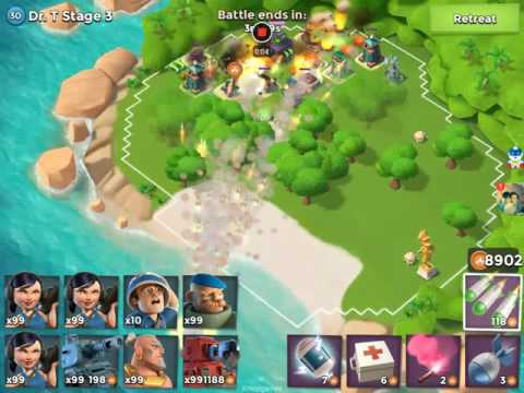 New Intro And Mod For Boom Beach