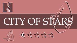 Ocarina Notes Tutorial - City of Stars - La La Land (Sheet Music)
