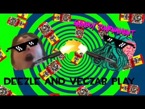 Deezle and Veczab Play: Gumboy Tournament - GAMISHDICK's Ascent Into Madness  