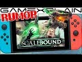 RUMOR - Scalebound Coming to Switch After Being Cancelled for Xbox in 2017
