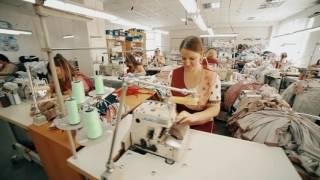 видео Швейная фабрика