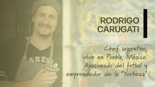 Rodrigo Carugati | Un chef argentino en México