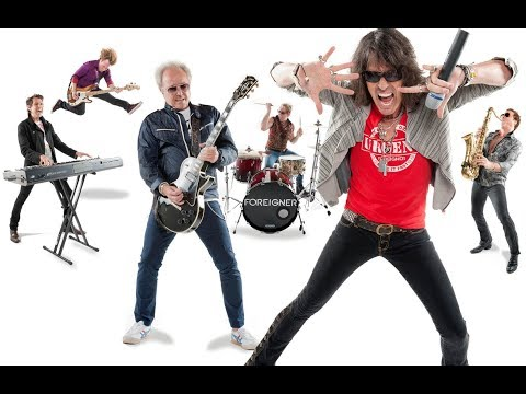 Interview with Foreigner's Tom Gimbel  He Confirm's Lou Gramm Is Playing Live With Them