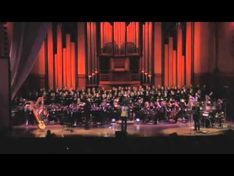 Alice in Chains. The NorthWest Symphony Orchestra & Girls Choir at Matt Messina's 20 (full)