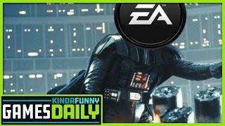 Disney Is Still Happy With EA - Kinda Funny Games Daily 02.06.19