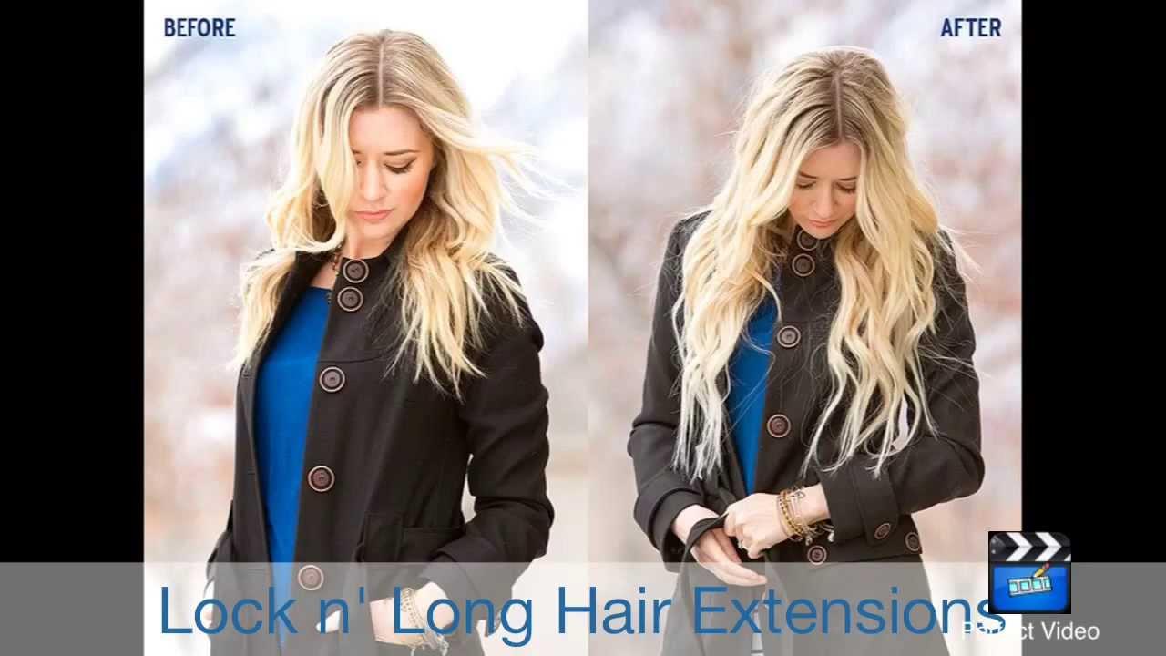 Lock n long hair extensions youtube lock n long hair extensions pmusecretfo Image collections
