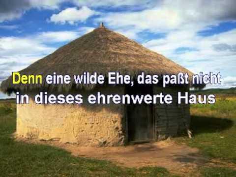 DAS EHRENWERTE HAUS - Udo Jürgens (Karaoke)