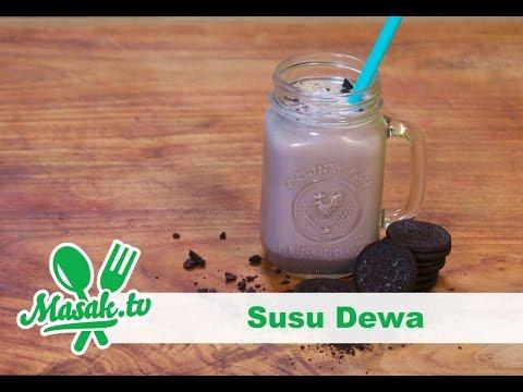 Susu Dewa Oreo | Minuman #057