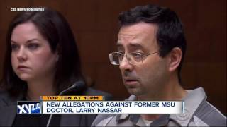 150+ women come foward with allegations against Dr. Larry Nassar