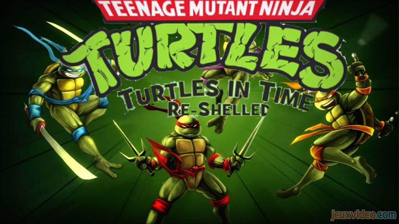 Tortugas Ninja Juegos Variados  Teenage Mutant Ninja Turtles