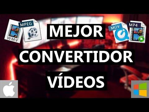 Mejor Convertidor De Vídeos GRATIS | Windows Y Mac
