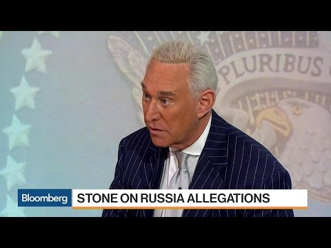 Trump Ally Roger Stone on Russia Allegations, FBI & Syria