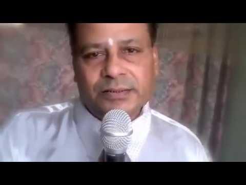 Bangladeshi Muslim Converts To Hinduism/Sanatana Dharma