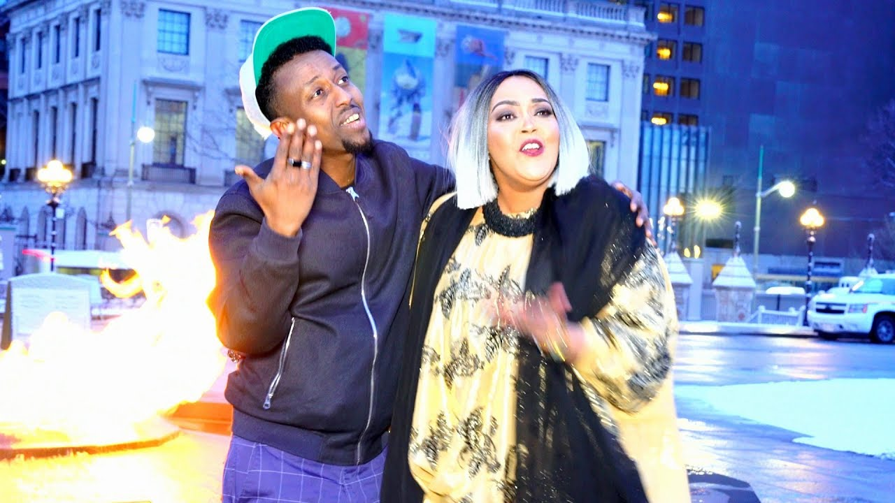 Awale Adan & Amina Afrik | Walaal | - New Somali Music Video 2018 (Official Video) #1