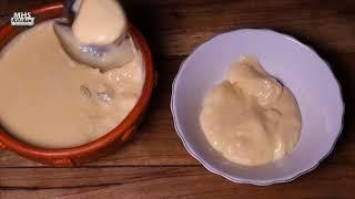 বিয়ে বাড়ির দই; গুড়ো দুধের দই রেসিপি; Dahi Recipe; Easy Yogurt Recipe.