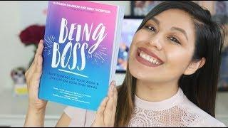 BEING BOSS BOOK REVIEW | GIRL BOSS READING LIST