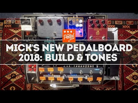 MEDIA | Schmidt Array Custom Pedalboards