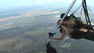 Gina Lynn Hang Gliding