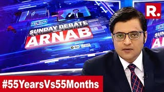 the debate with arnab goswami