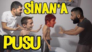 SİNAN'A HAİN PUSU !!! (FACİA ÜÇLÜ )