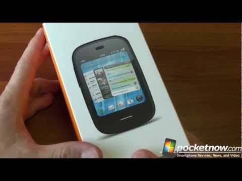 HP Veer 4G Unboxing