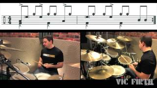 Drumset Lessons with Jay Fenichel: Steve Gadd Groove
