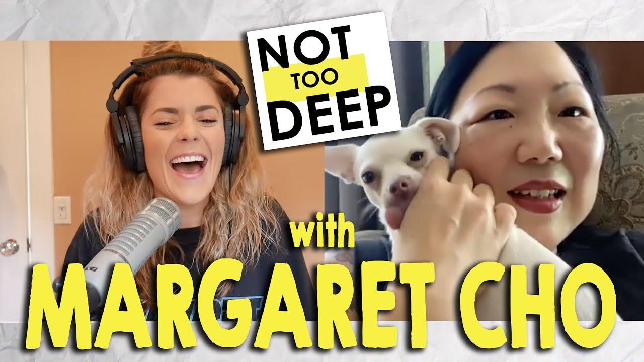 MARGARET CHO on #NotTooDeep // Grace Helbig