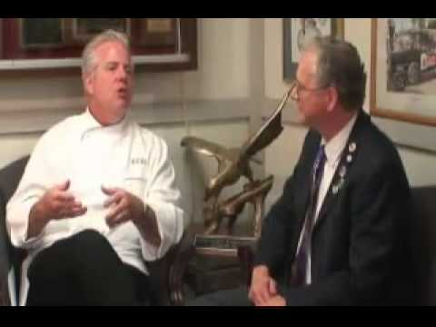 Chef Carter, Executive Chef of Playboy Mansion Interview