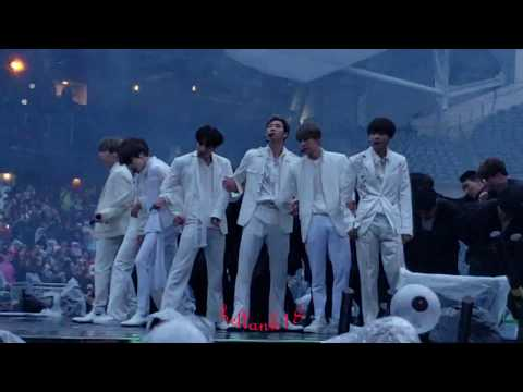Free Download 190512 (dionysus + Not Today) Bts 'speak Yourself Tour' Soldier Field Chicago Day 2 Mp3 dan Mp4