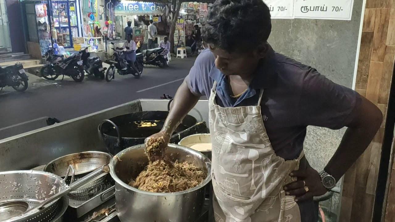 Exclusive : Meat Bonda in Pondicherry    Beef Bonda - Prawn Bonda