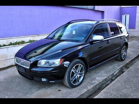 Volvo V50 2.0d 2007 Sport 136hp Full