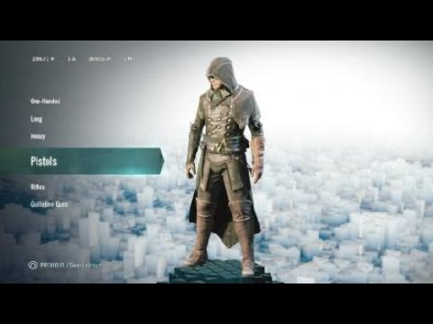 Assassin S Creed Unity Ninja Outfit Youtube