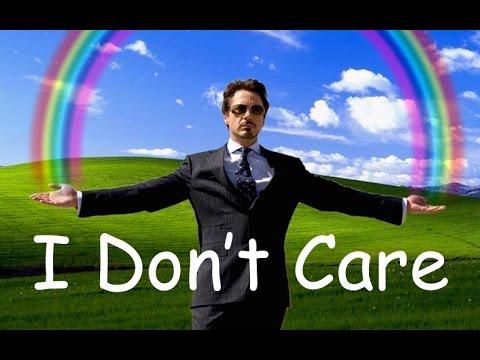 Tony Stark ◆ I Don't Care (Fall Out Boy) Fanvid