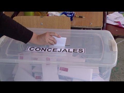 Chile: derecha asesta dura derrota a Bachelet en municipales