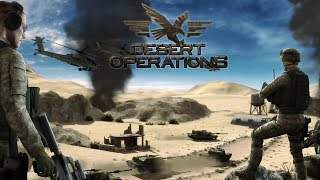 Desert Operations - Free 2 Play Strategy Game Overview