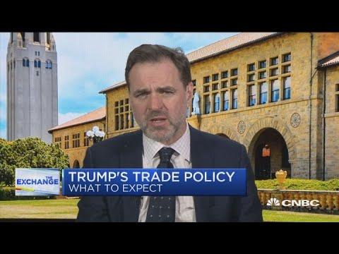 China's likely afraid of trade war escalation: Niall Ferguson
