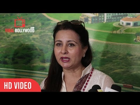 Poonam Dhillon at Spiritual Talk and Felicitation | Viralbollywood.com