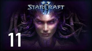 Starcraft 2 Heart of the Swarm - Whispering From the Stars (OST HD)