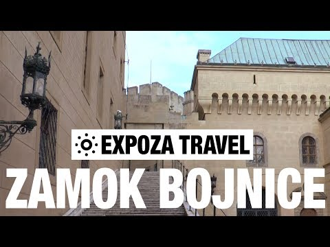 Zamok Bojnice (Slovakia) Vacation Travel Video Guide