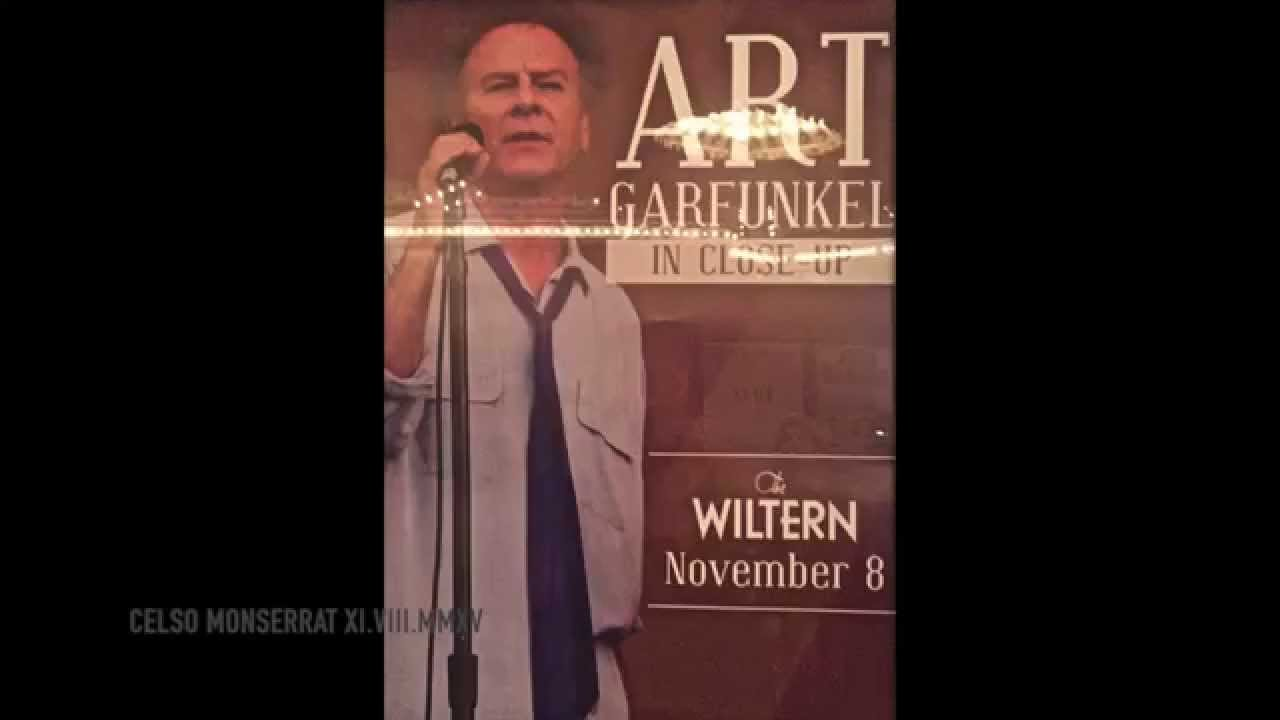 99 Miles From La Art Garfunkel 99 miles from l.a. - art garfunkel live in concert 11.08.2015