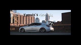 Gambar cover Travis's Genesis Bk1 | Truly Savage